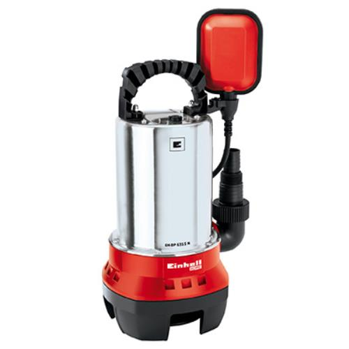 Foto ELETTROPOMPA POMPA SOMMERSA AD IMMERSIONE 630W PER ACQUE SCURE SPORCHE EINHELL GH-DP 6315 N Pompe sommerse
