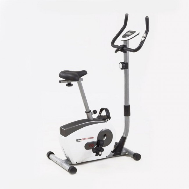 Image of Cyclette Magnetica 110Kg Max 8 Livelli Accesso Basso Toorx BRX-Comfort